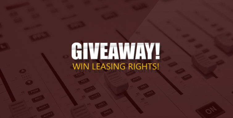 License Giveaway – Win Leasing-Rights!