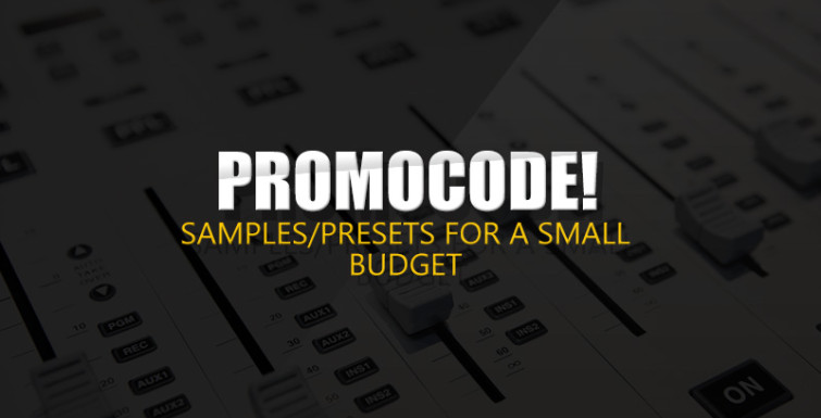 Best new drum samples & Presets for a small budget!